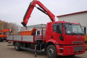 Организация перевозки кирпича автотранспортом
